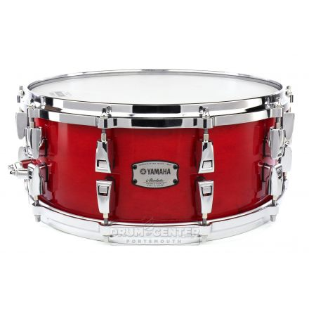 Yamaha Absolute Hybrid Snare Drum 14x6 Red Autumn