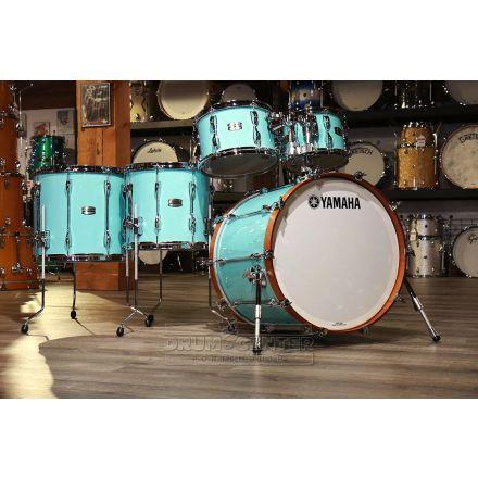Yamaha Recording Custom 5pc Drum Set Surf Green