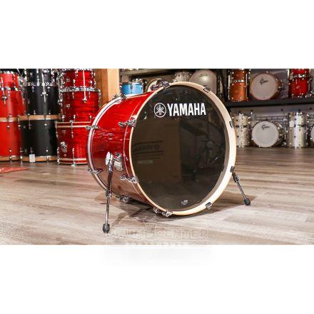 Yamaha Stage Custom Birch Bass Drum 22x17 Cranberry Red