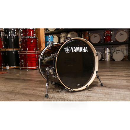 Yamaha Stage Custom Birch Bass Drum 20x17 Raven Black