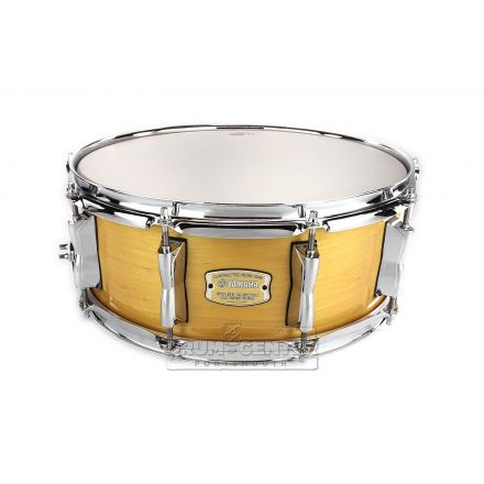 Yamaha Stage Custom Birch Snare Drum 14x5.5 Natural Wood