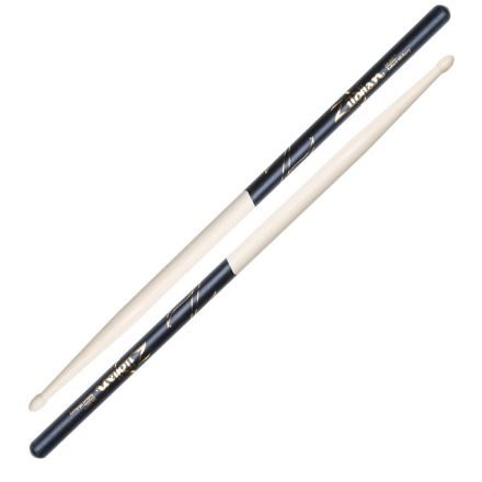 Zildjian 5A Wood Black Dip Drumsticks