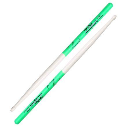 Zildjian 5B Maple Green Dip Drumsticks