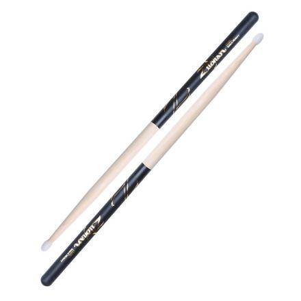 Zildjian 5B Nylon Black Dip Drumsticks