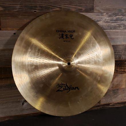 Used Zildjian China High 18