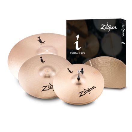 Zildjian I Family Essentials Plus Cymbal Pack 13H/14C/18CR