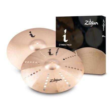 Zildjian I Family Expression Cymbal Pack 2 17TRC/18C