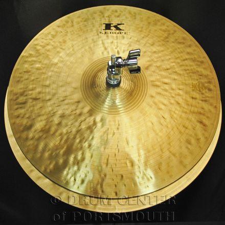 """Zildjian Kerope Hi Hat Cymbals 14"""""""