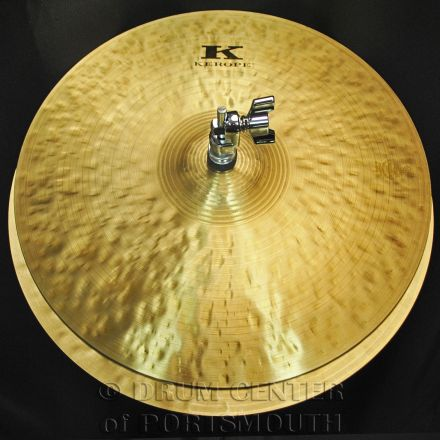 "Zildjian Kerope Hi Hat Cymbals 14"" 868/1098 grams"