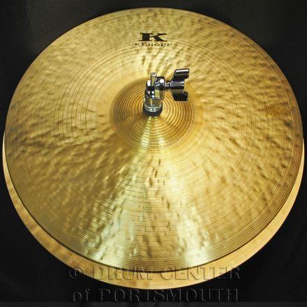 "Zildjian Kerope Hi Hat Cymbals 15"" 986/1220 grams"