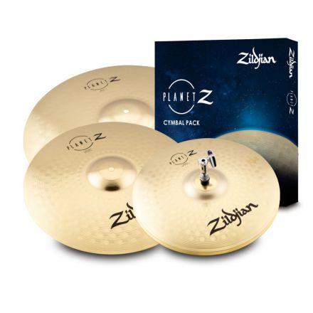 Zildjian Planet Z Complete Cymbal Pack 14H/16C/20R