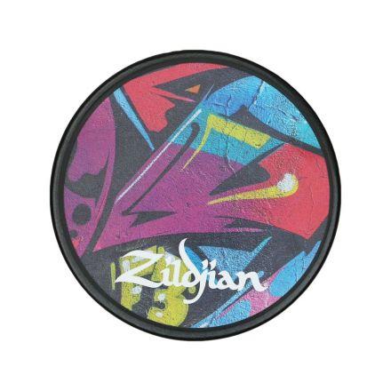 Zildjian Grafitti Practice Pad 6In