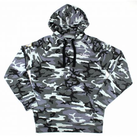 Zildjian Limited Edition Camo Hoodie XL