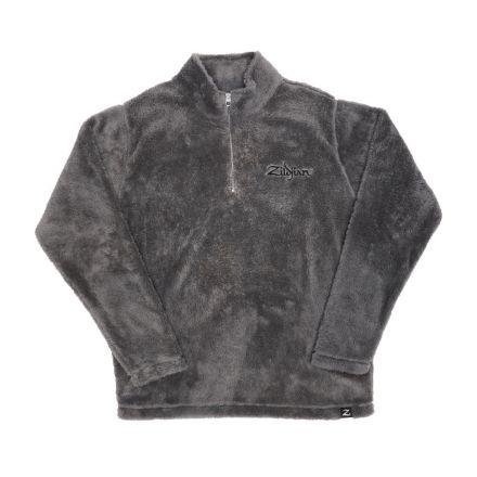 Zildjian Quarter Zip Sherpa Pullover LG