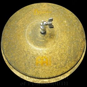 "Meinl Byzance Vintage Pure Hi Hat Cymbals 14"" 1004/1209 grams"