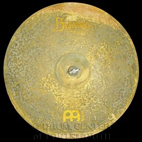 """Meinl Byzance Vintage Pure Light Ride Cymbal 22"""" 2370 grams"""