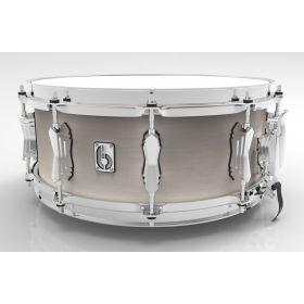 British Drum Company Legend Series Snare Drum 14x5.5 Whitechapel