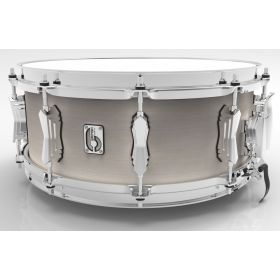 British Drum Company Legend Series Snare Drum 14x6.5 Whitechapel