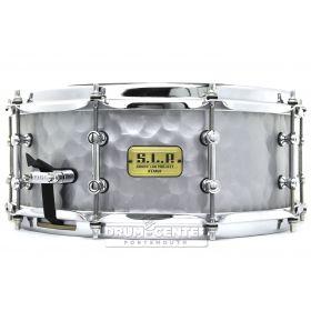 Tama SLP Vintage Hammered Steel Snare Drum 14x5.5