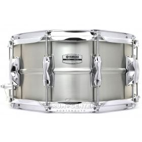 Yamaha Recording Custom Stainless Steel Snare Drum 14x7