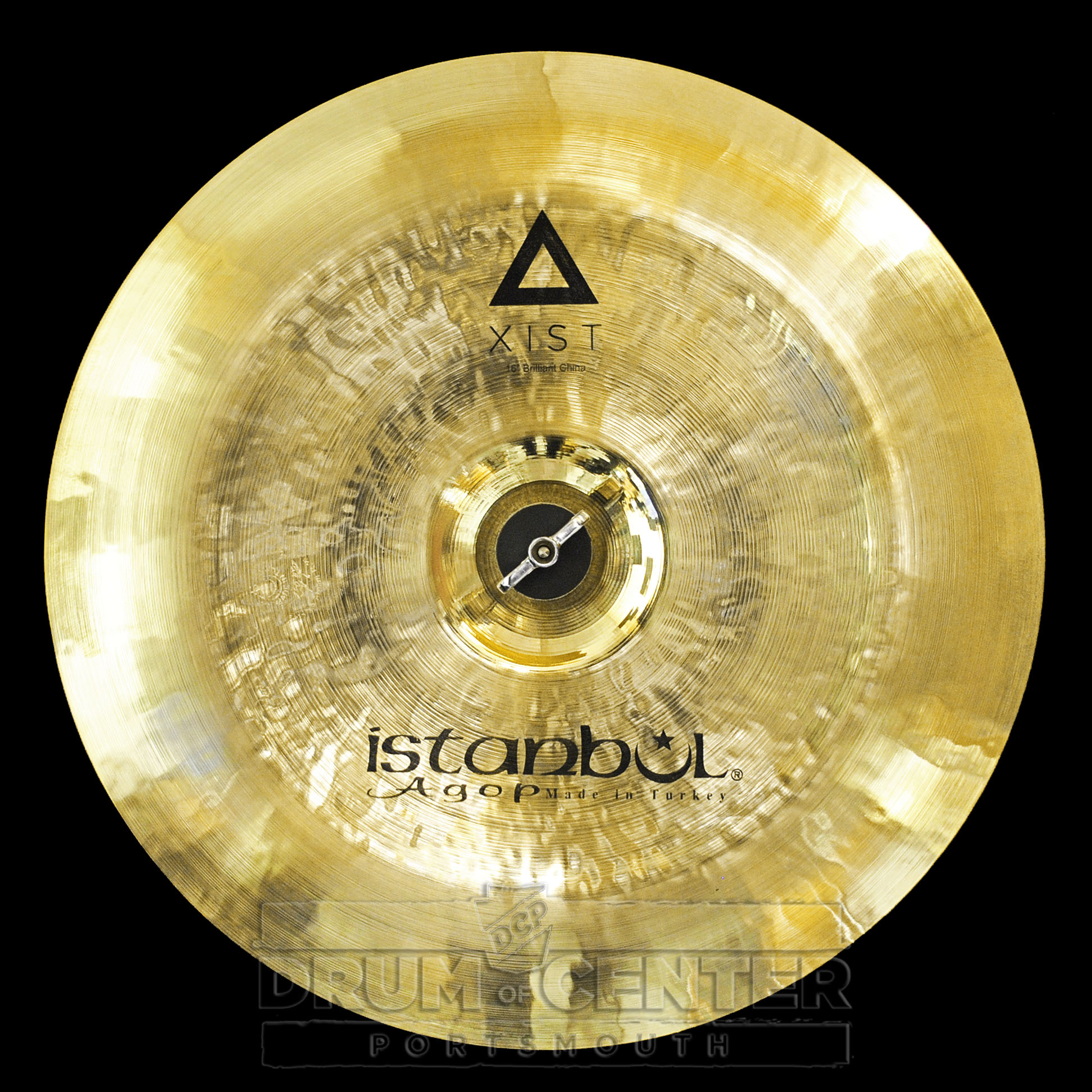 istanbul agop xist brilliant china cymbal 16 video demo ebay. Black Bedroom Furniture Sets. Home Design Ideas