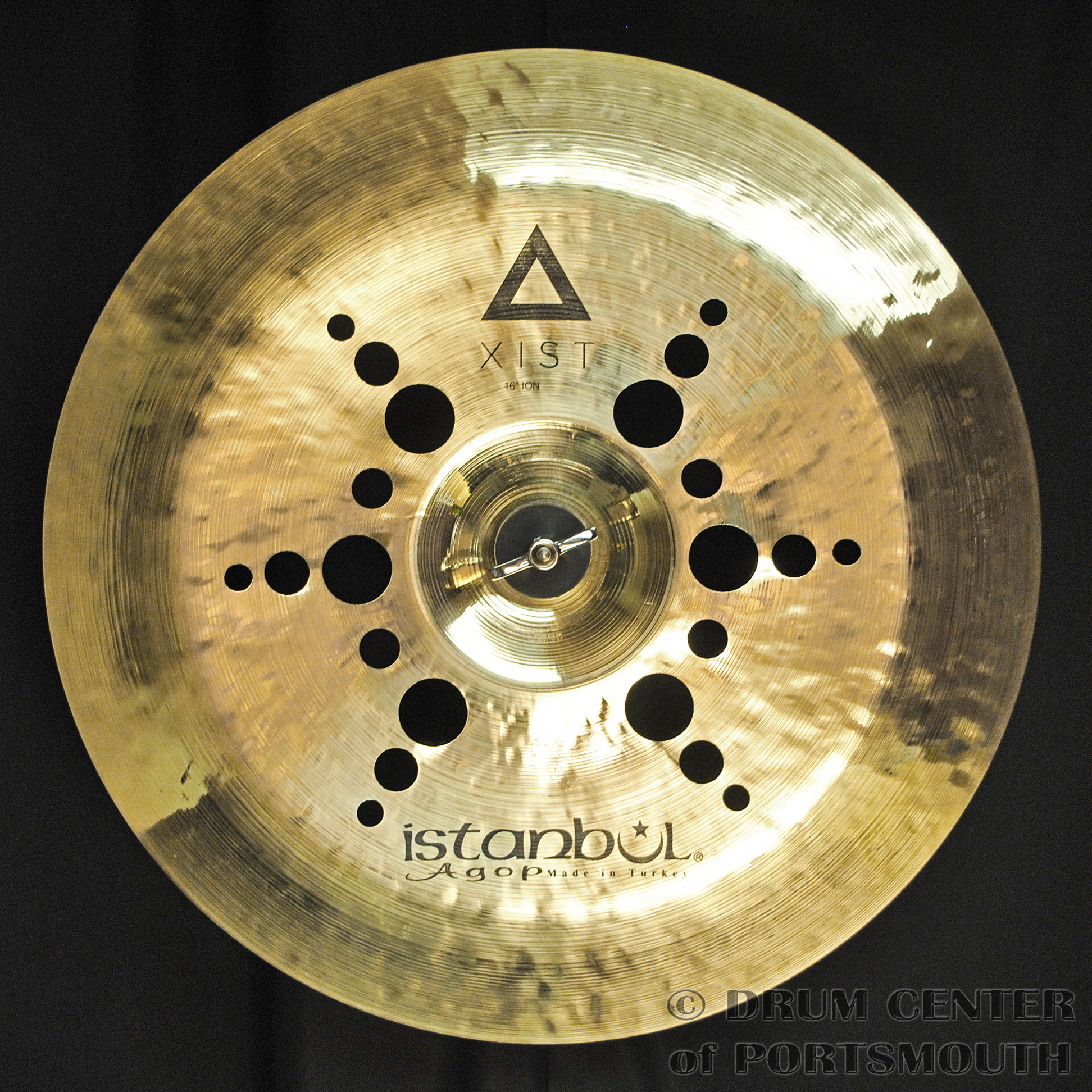 istanbul agop xist ion china cymbal 16 video demo ebay. Black Bedroom Furniture Sets. Home Design Ideas