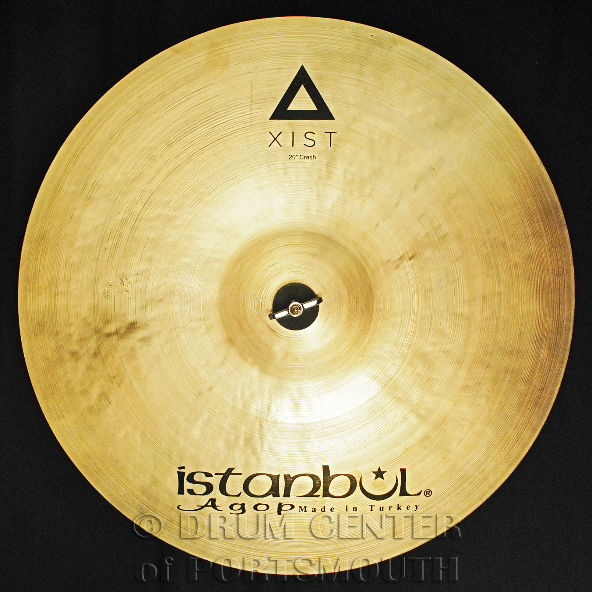 istanbul agop xist natural crash cymbal 20 video demo 696567677009 ebay. Black Bedroom Furniture Sets. Home Design Ideas