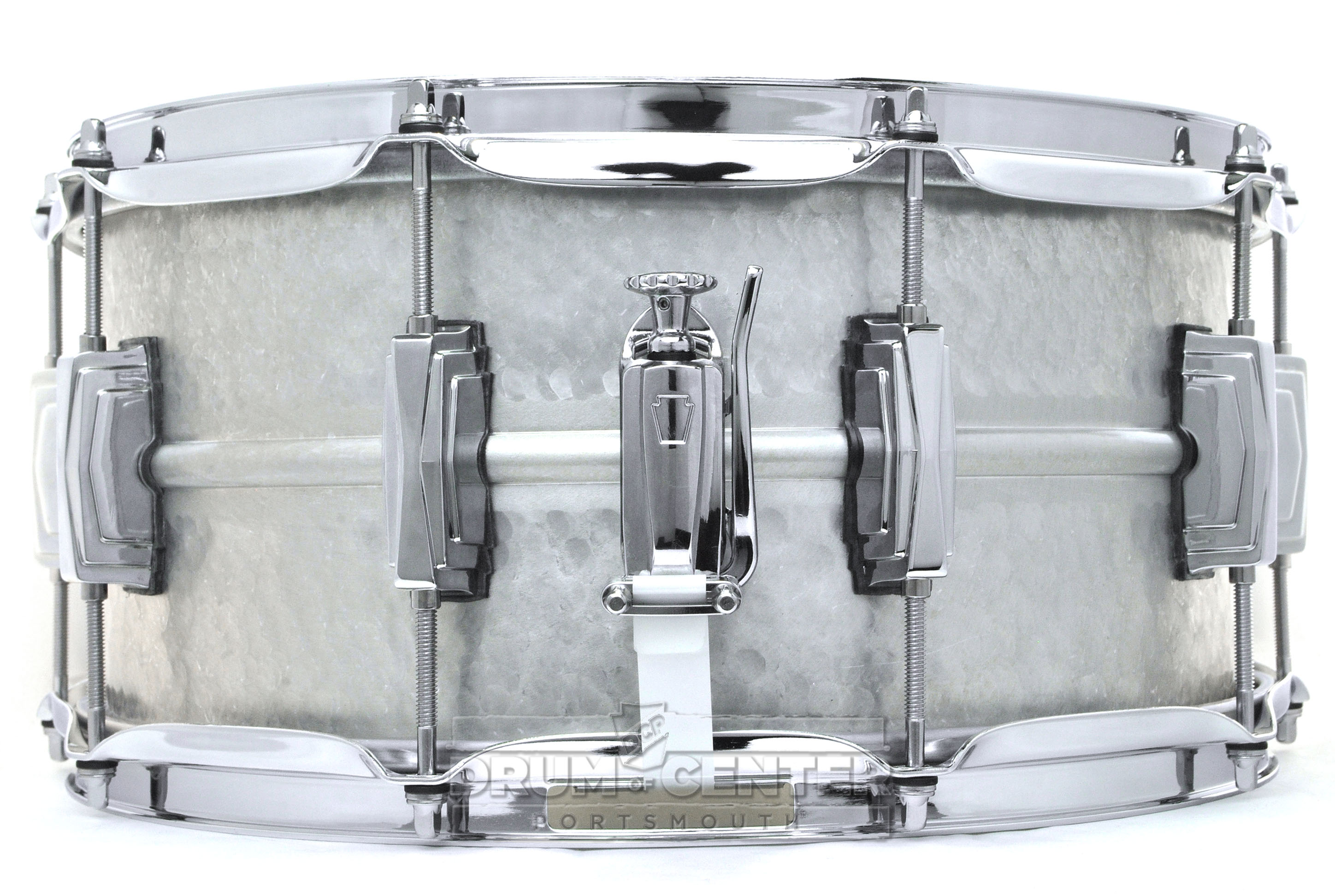 ludwig acrophonic special edition snare drum 14x6 5 video demo ebay. Black Bedroom Furniture Sets. Home Design Ideas