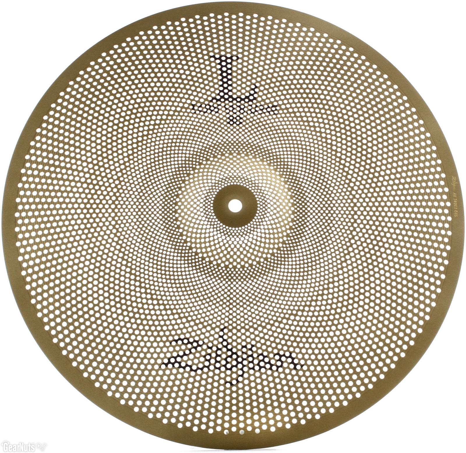zildjian l80 low volume splash cymbal 10. Black Bedroom Furniture Sets. Home Design Ideas