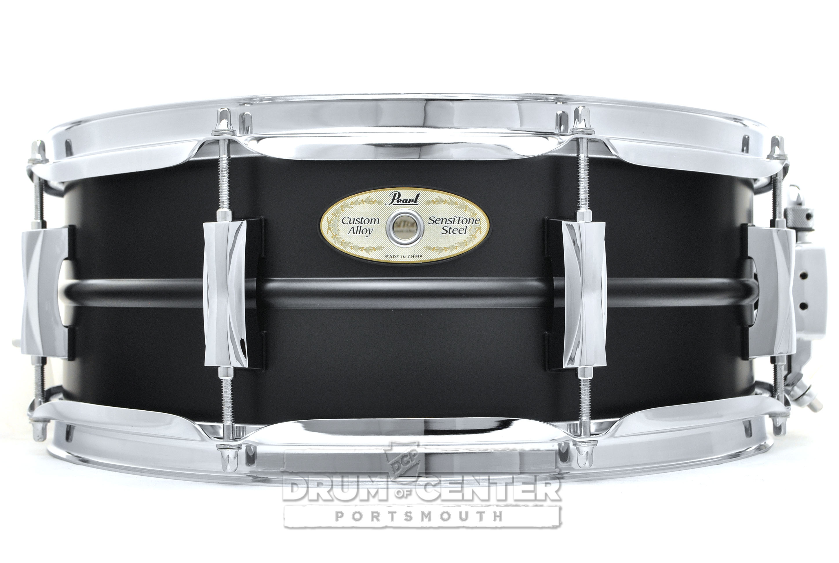 pearl sensitone beaded steel snare drum 14x5 5 ss1455sb c portsmouth new hampshire. Black Bedroom Furniture Sets. Home Design Ideas