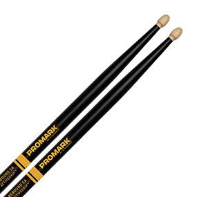 R5AAG ProMark ActiveGrip Rebound 5A Acorn Drum Sticks