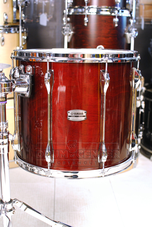 Yamaha Recording Custom Floor Tom 16x15 Classic Walnut Video Demo
