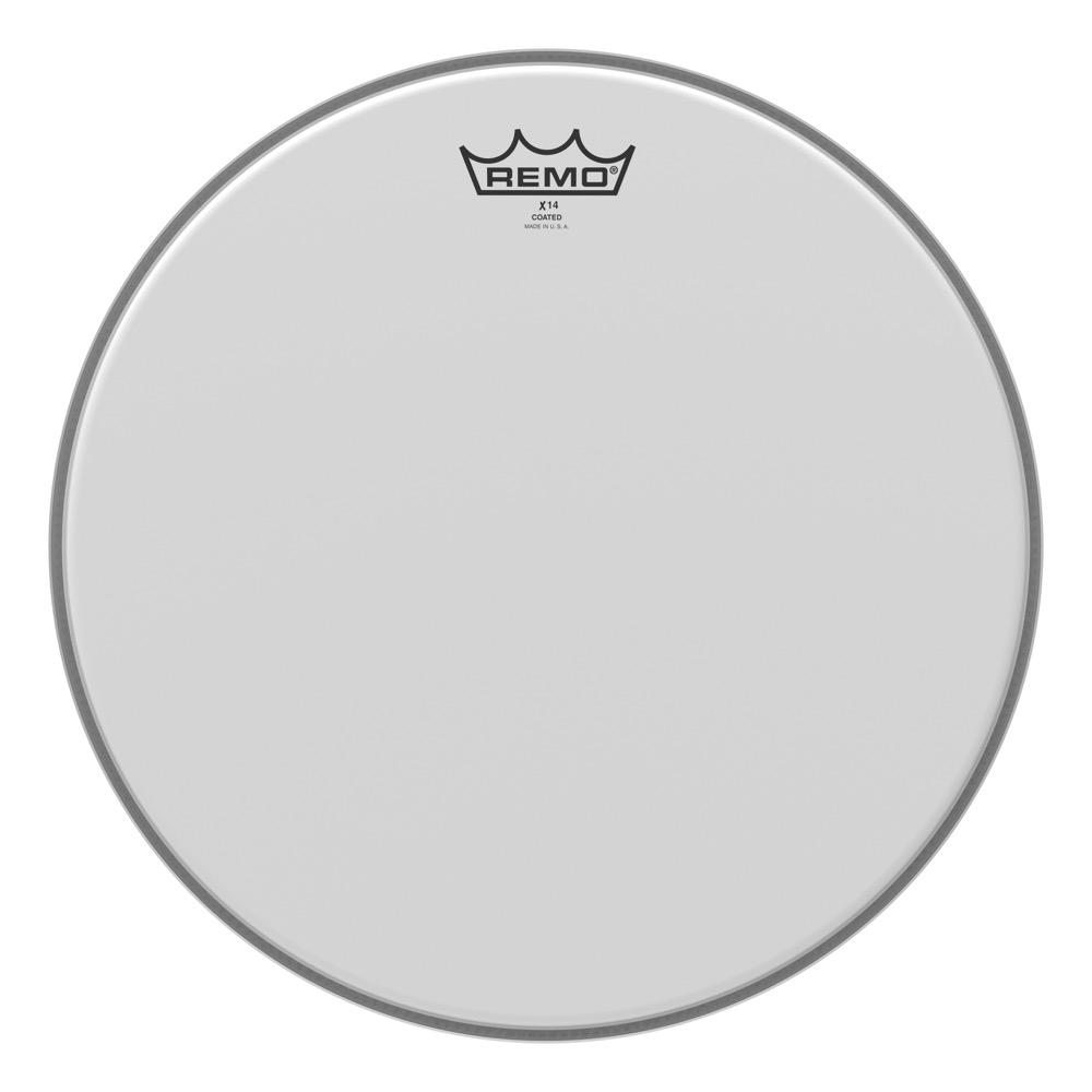 remo snare drum tom heads ambassador x14 coated 14 diameter 757242524688 ebay. Black Bedroom Furniture Sets. Home Design Ideas