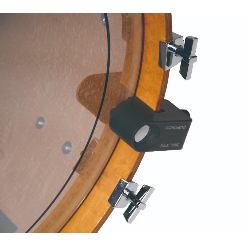 roland rt 30k acoustic drum trigger kick ebay. Black Bedroom Furniture Sets. Home Design Ideas