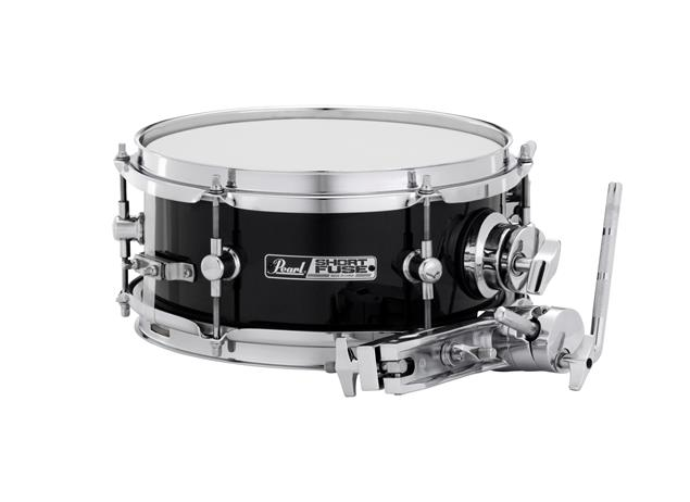 pearl short fuse snare drum 10x4 5 with the mount and clamp 633816580932 ebay. Black Bedroom Furniture Sets. Home Design Ideas