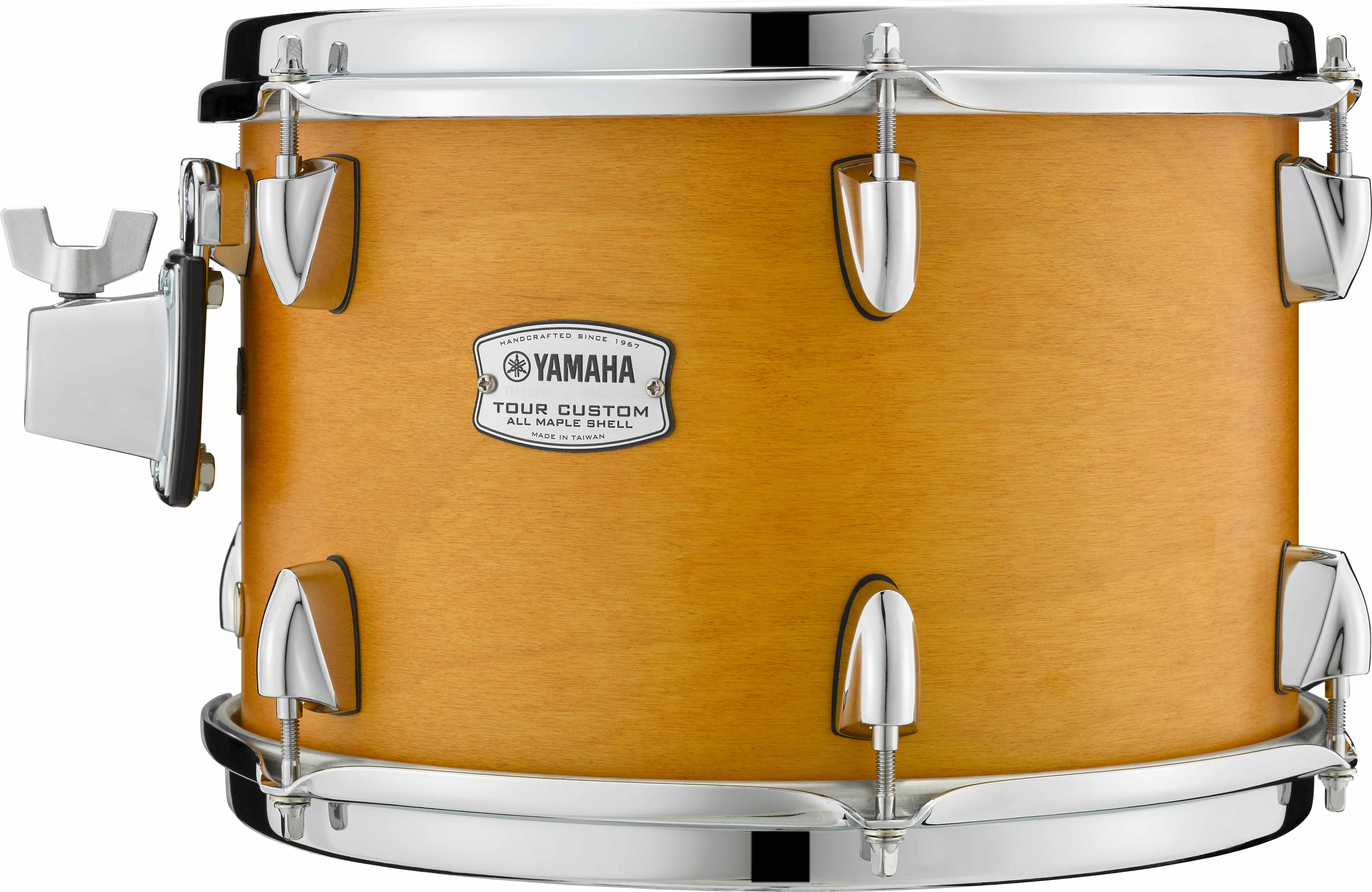 Yamaha Tour Custom Maple 14 x 13 Floor Tom Apple Satin