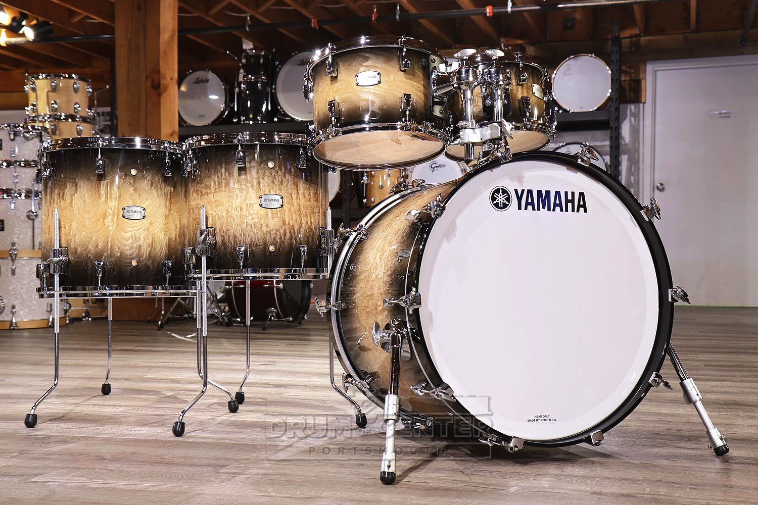 Yamaha drum dating