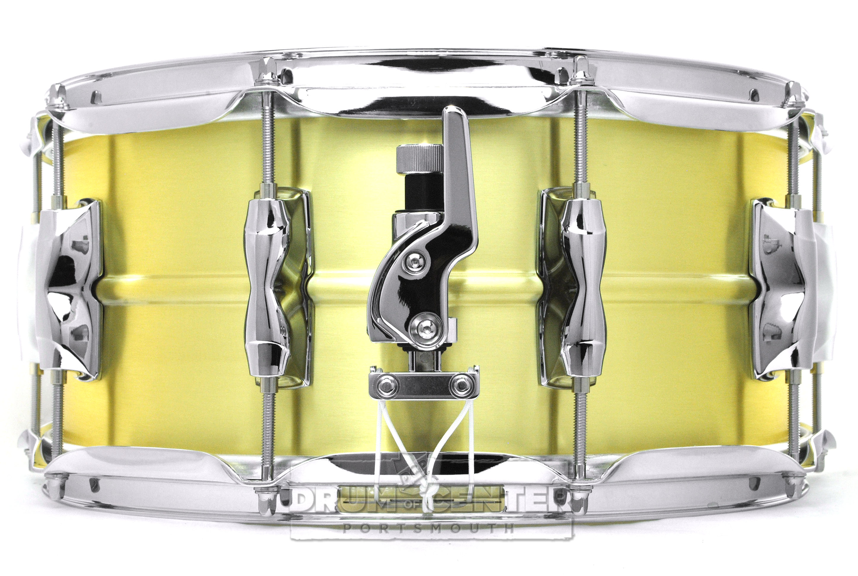 Yamaha recording custom brass snare drum 14x6 5 video for Yamaha stage custom steel snare drum 14x6 5
